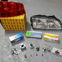 LIGHTING MERCEDES BENZ 140 CHASSIS 1992-2000
