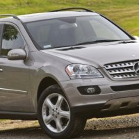 MERCEDES BENZ ML CLASS 164 CHASSIS 2006-2011