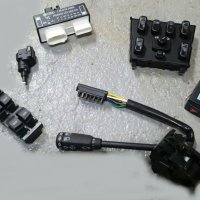 ELECTRICAL RELAYS SWITCHES MERCEDES BENZ 163 CHASSIS