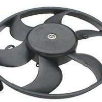 AUXILIARY COOLING FAN E320 1998-2003