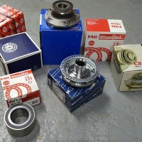 WHEEL BEARINGS HUBS S60 01-9