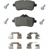 REAR BRAKE PAD SET MERCEDES BENZ 166 CHASSIS