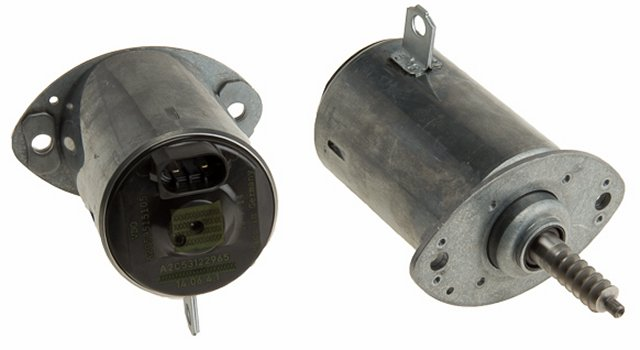 Eccentric Shaft Actuator for Valvetronic System BMW X3 07-12