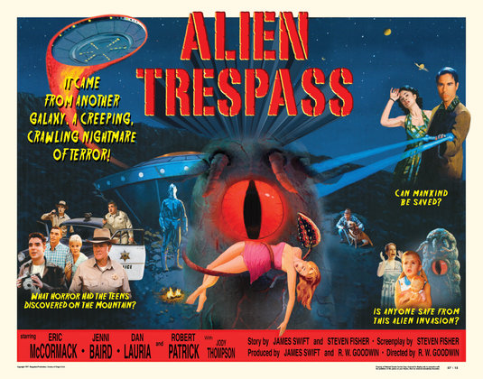 Alien Trespass Poster - Click to View Extra Large Image