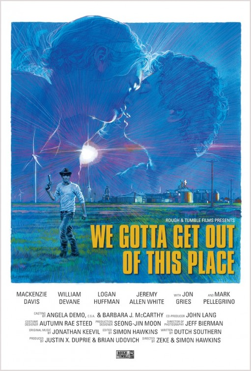 We Gotta Get Out of This Place Movie Poster