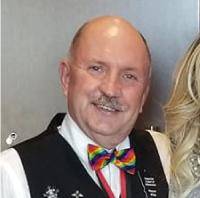 Board Treasurer Wayne King