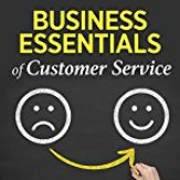 Business essential of Customer Service cover