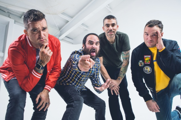 """new found glory, """"the sound of two voices"""" {video}"""