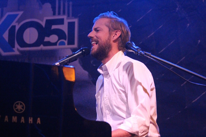 andrew mcmahon + lo moon @ music alley