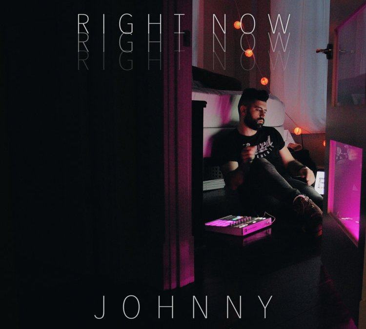 """johnny shares exclusive """"driven"""" playlist, self-produces video for """"right now"""""""