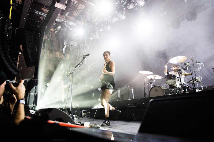 wolf alice @ brooklyn steel