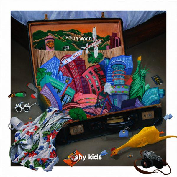 shy kids, in a state