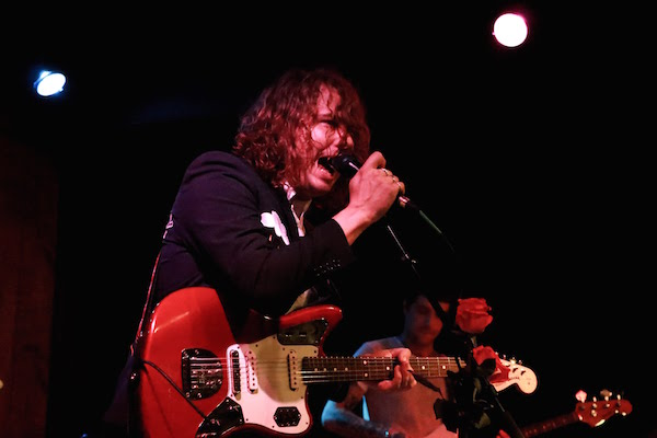 kevin morby, hand habits @ barracuda