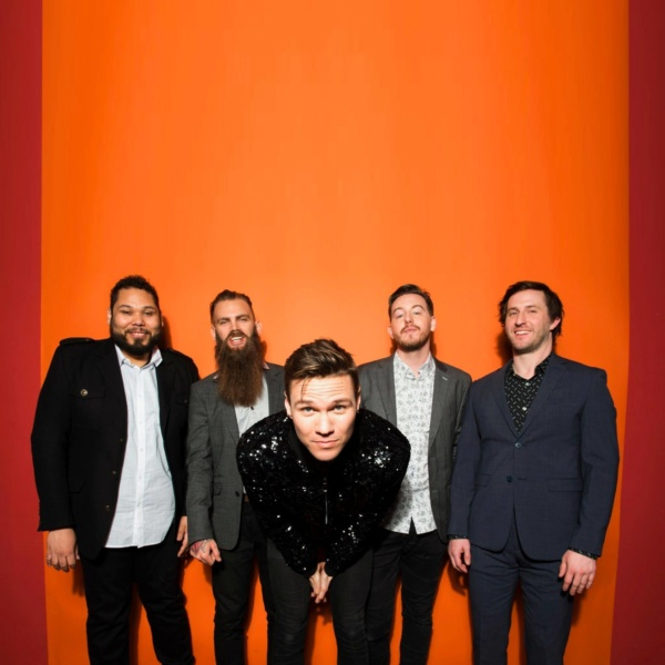"dance gavin dance drops new single, ""son of robot"""