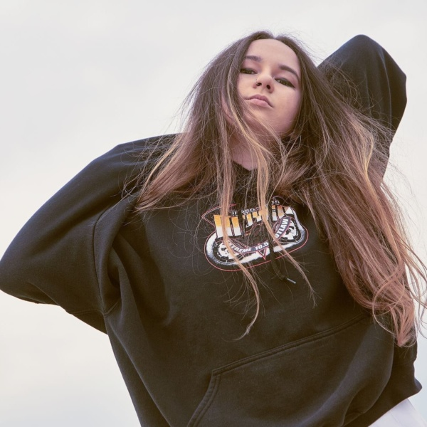 mallrat, in the sky
