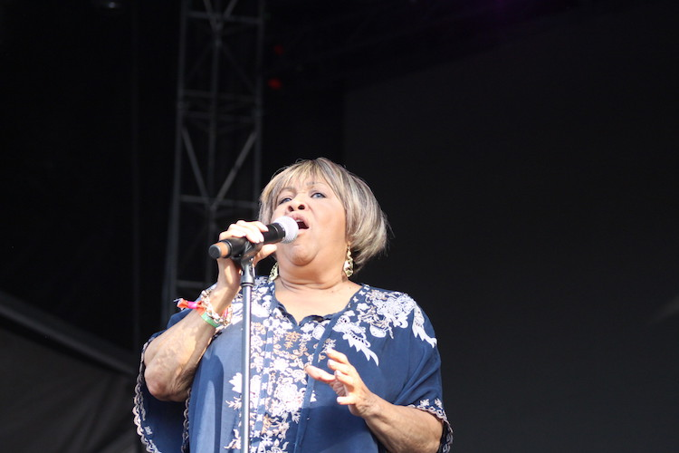 mavis staples @ bonnaroo 2018