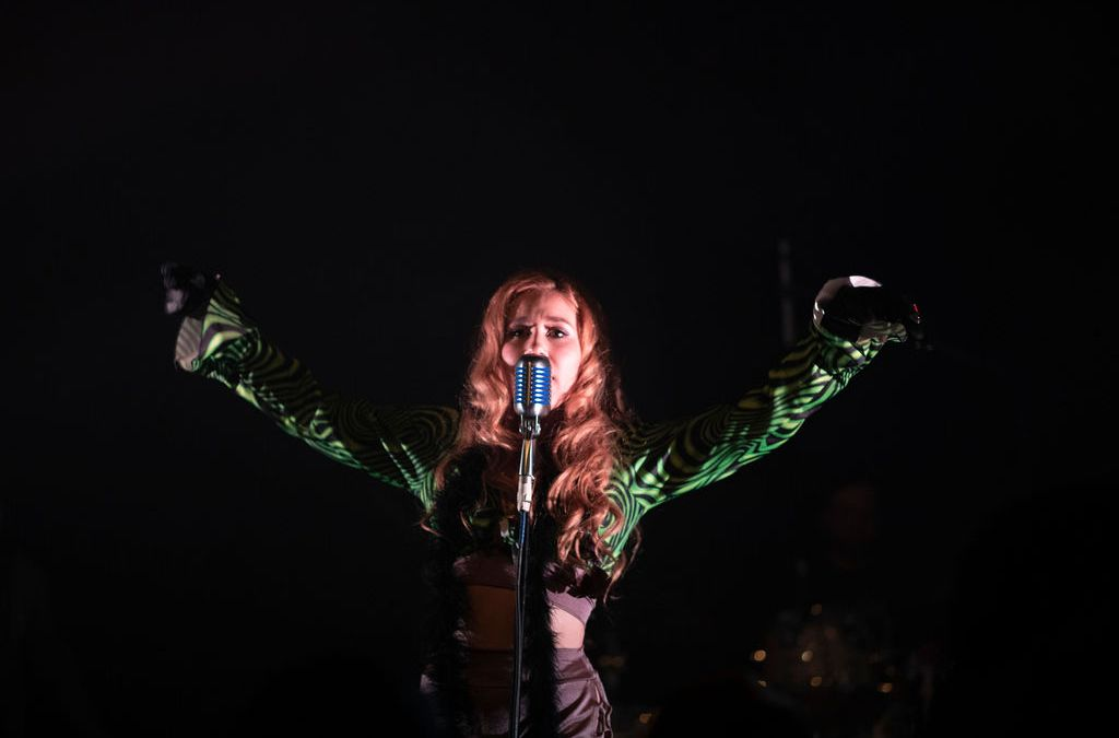 haley reinhart, jennah bell @ the granada