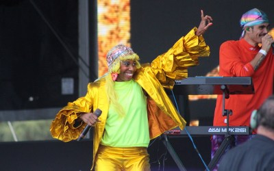 santigold @ outside lands 2019
