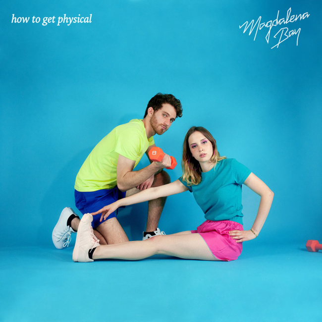 "magdalena bay, ""how to get physical"""