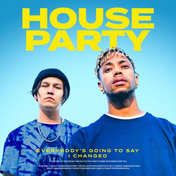 "neon dreams, ""house party"""