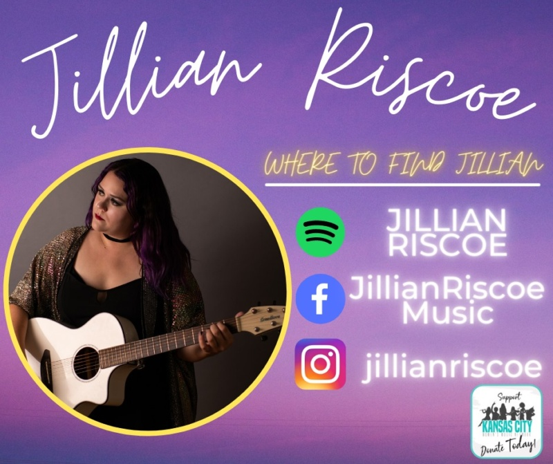 kcwmn spotlight | jillian riscoe