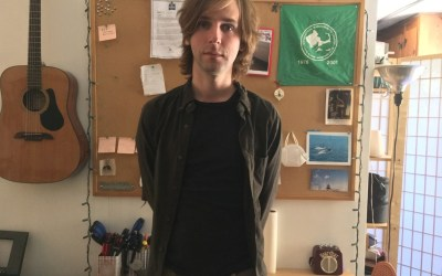 """anthony savino encapsulates creative process in new, sun-drenched single """"one-track mind"""""""