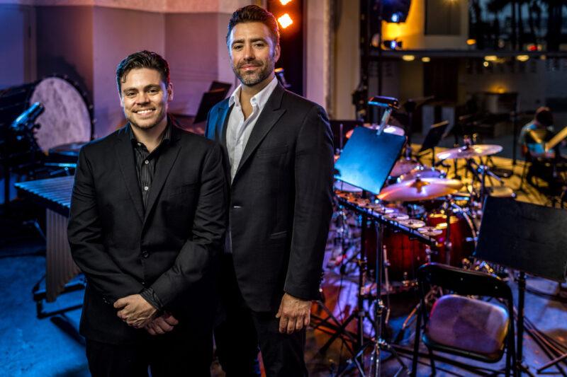 "sam hyken of nu deco ensemble shares some of his ""favorite arrangements"" in new soundtrack"