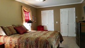 Room Four- 1 Queen Bed $1,195.00 before 6/30. $1,395.00 after 6/30. 1 Twin Bed (not pictured) $816.00 before 6/30. $960.00 after 6/30 (Can be shared with a friend at a discounted rate)