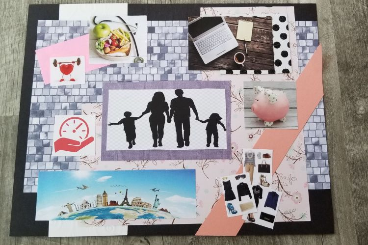 3 Ways Vision Board Will Help Achieve Your Goals