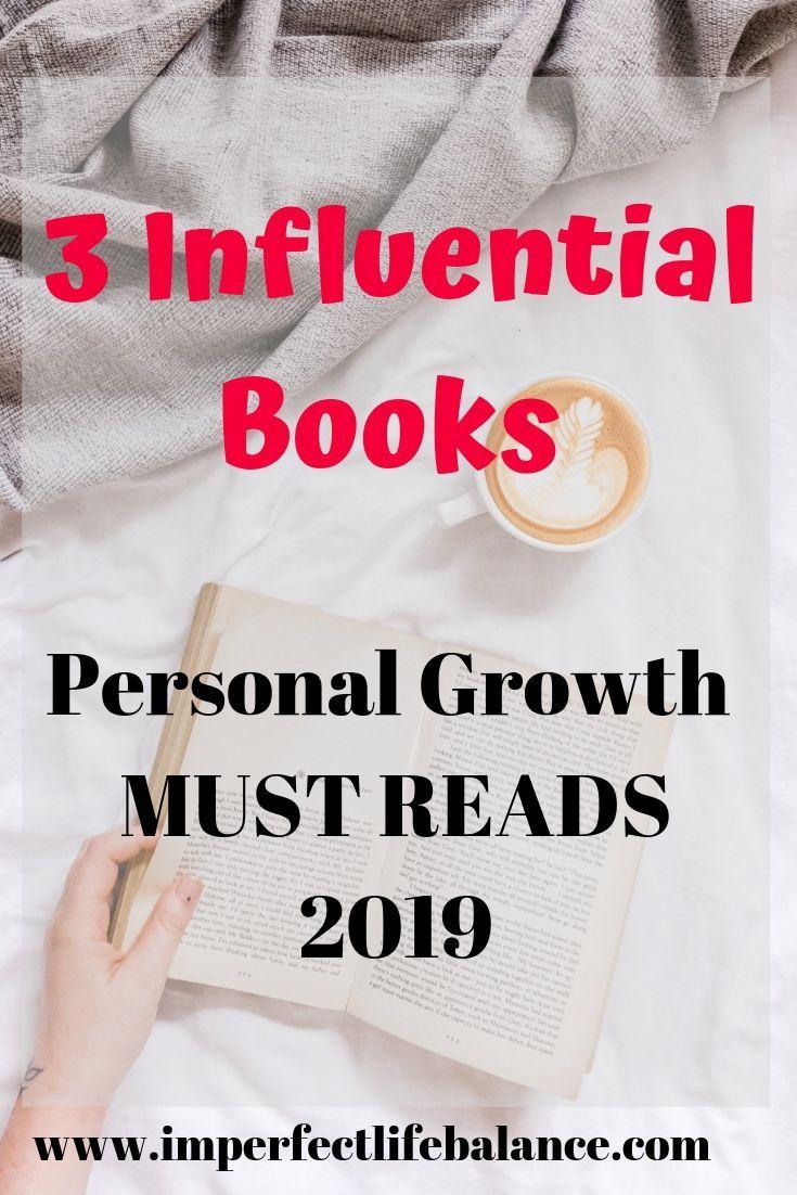 3 Influential Books Summer 2019
