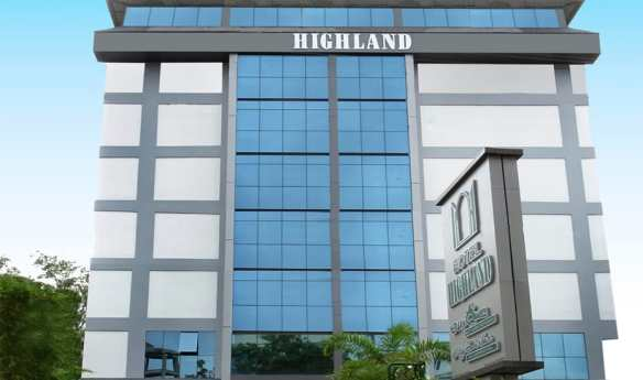 Original Hotel Highland - Pic courtesy: Yatra.com