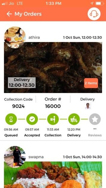 PinStove Order