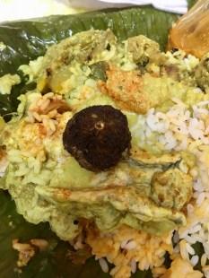 Pothichoru - Fried Fish