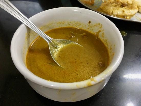 Kadala (Brown Lentils) Curry