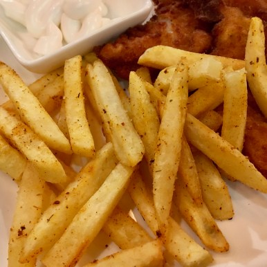 Fish & Chips - Chips