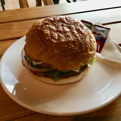 Crispy Chick Fillet Burger