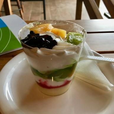 Fruit Mousse