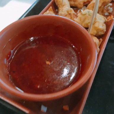 Hot Garlic Sauce