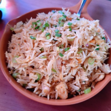 Cordon Mixed Fried Rice