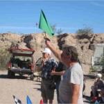 Skunk Holler Racing - Green Flag