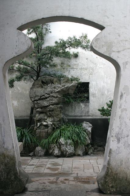 Classical period of bonsai