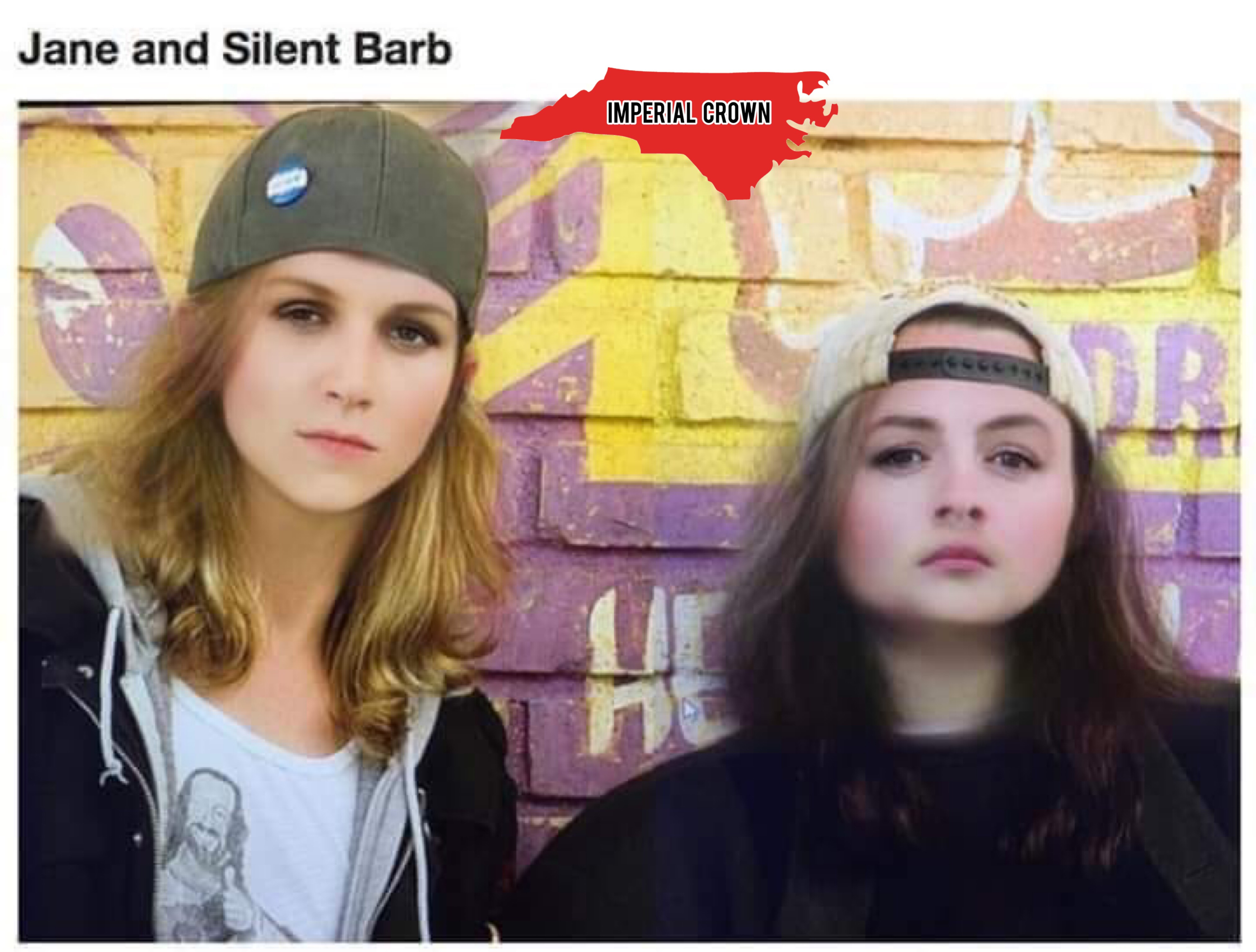 Jane and silent barb……