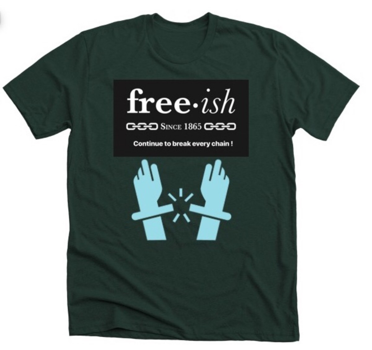 Freeish • Premium design T-shirt