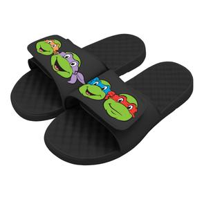 Teenage mutant ninja turtles theme slides