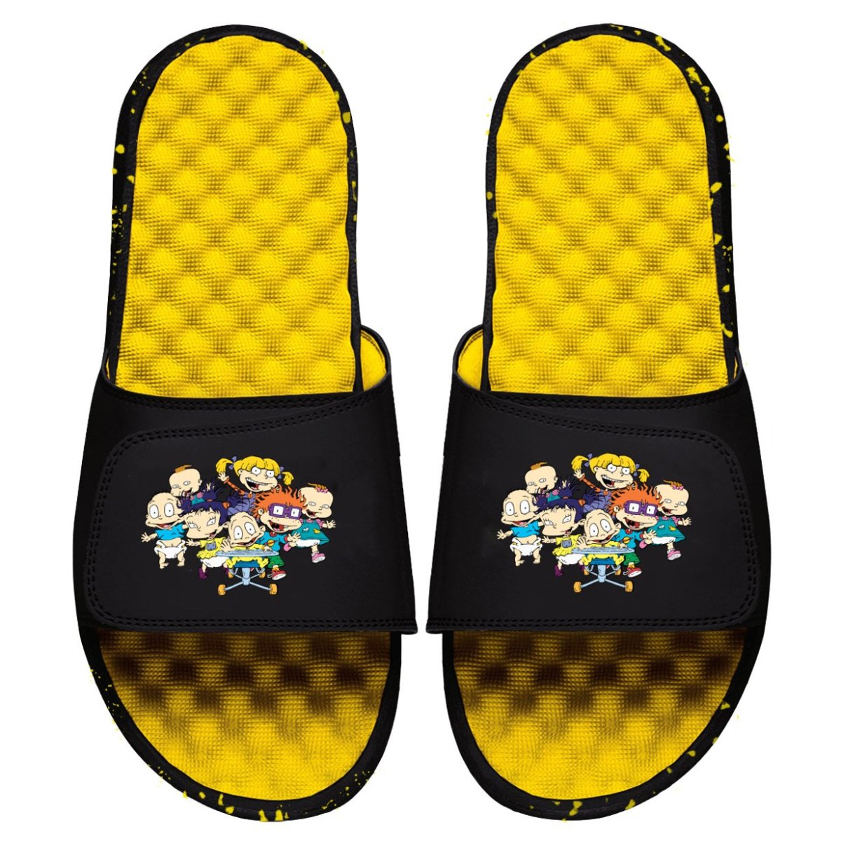 Rugrats theme slides