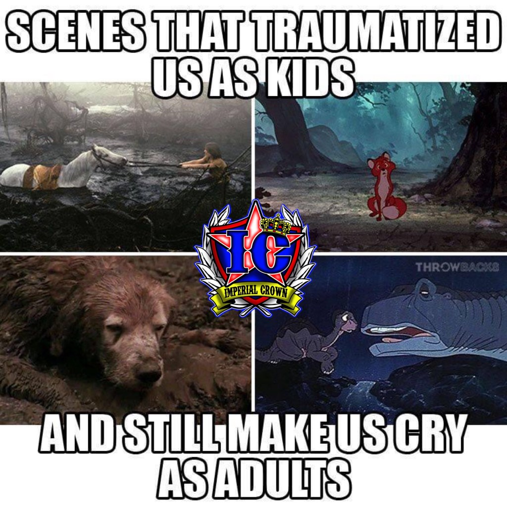 Scenes that traumatized us as kids and still make us cry as adults