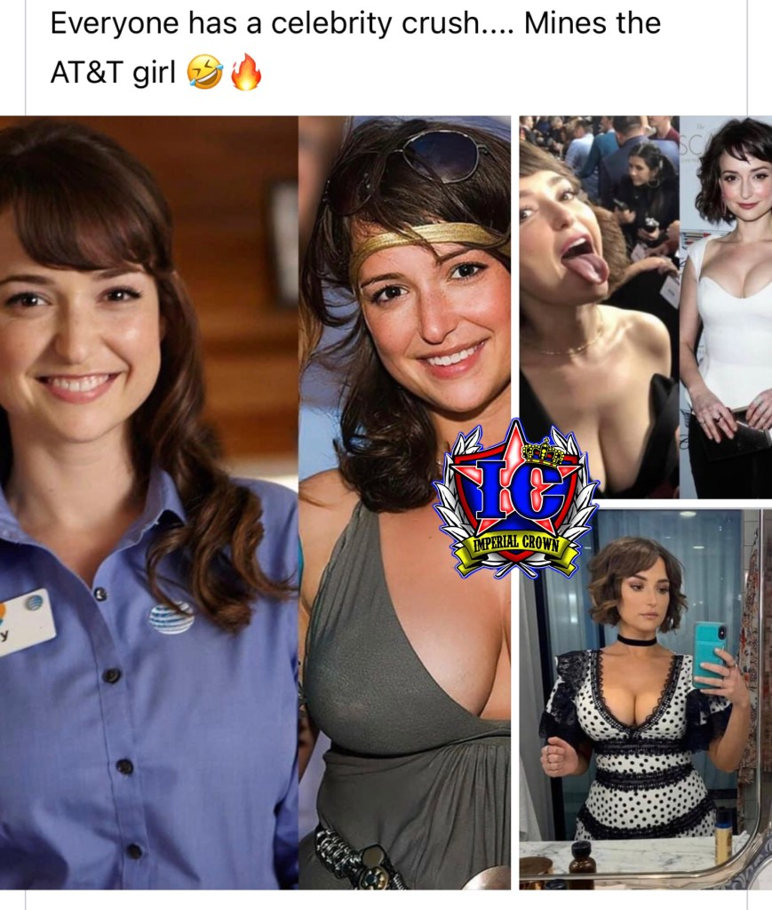 Everyone has a celebrity crush mines the ar&t girl