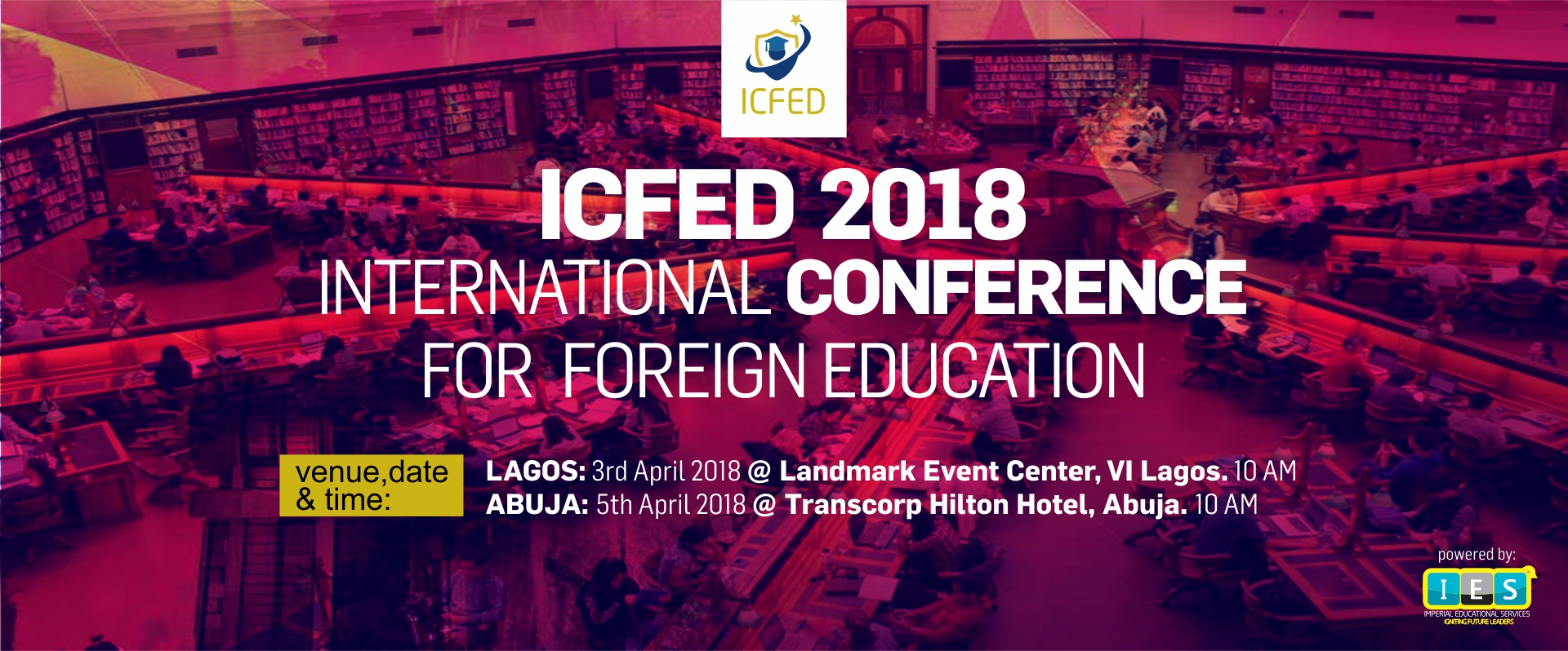 International Conference for foreign Education