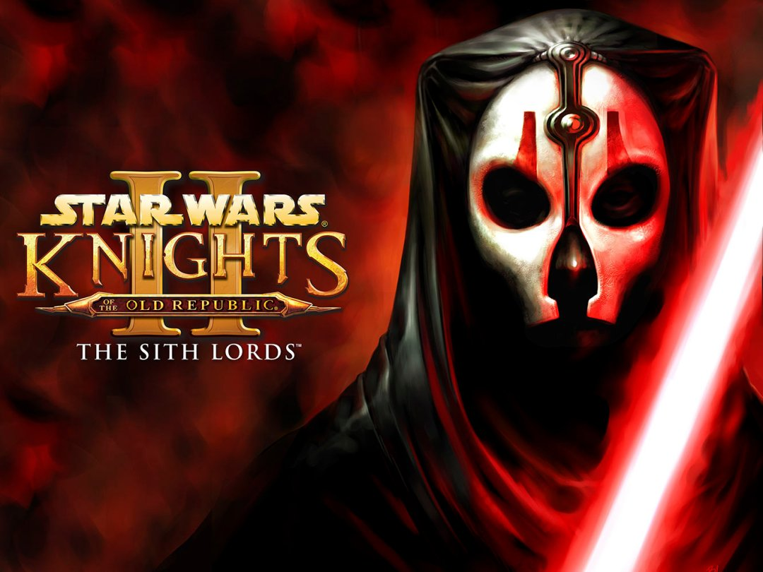 Knights of the Old Republic 2 box art