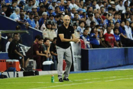 """Alfredo Arias: """"Estamos en un club acostumbrado a ganar todo"""""""